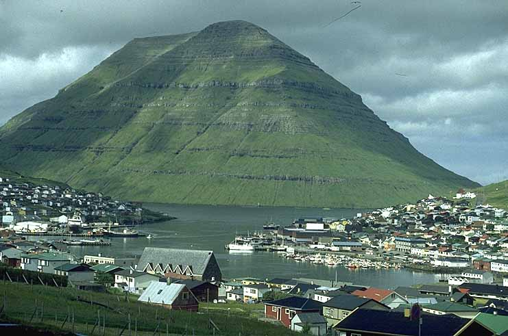Worldrecordtour, Europe, Faroe, Tórshavn, Picture, Guinness Book ...