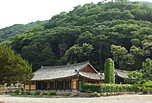 South Korea: 'Kirimsa'-Temple at Gyeongju