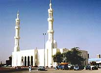 United Arab Emirates: Jumeirah Mosque in Dubai