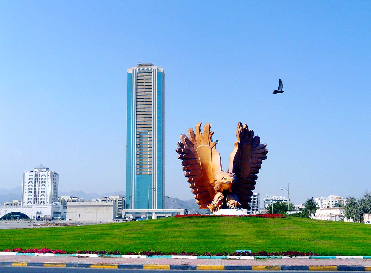 Worldrecordtour asia middle east united arab emirates for Diwan roundabout al ain