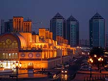 United Arab Emirates: Souk of Sharjah