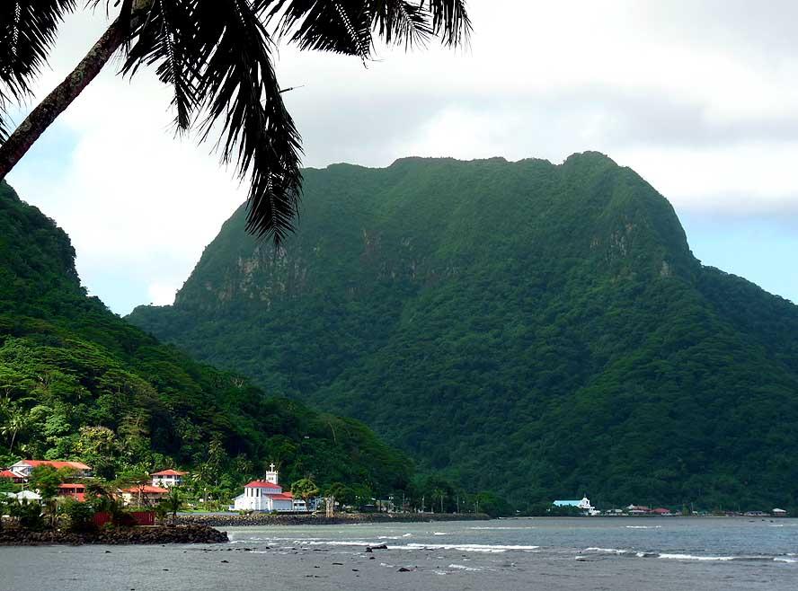 Worldrecordtour Pacific Oceania South Sea Polynesia