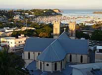 New Caledonia: Nouméa and the St. Joseph Cathedral