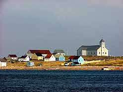 Saint Pierre et Miquelon: Ile aux Marins (SPM is a French island near Newfoundland in Eastern Canada)