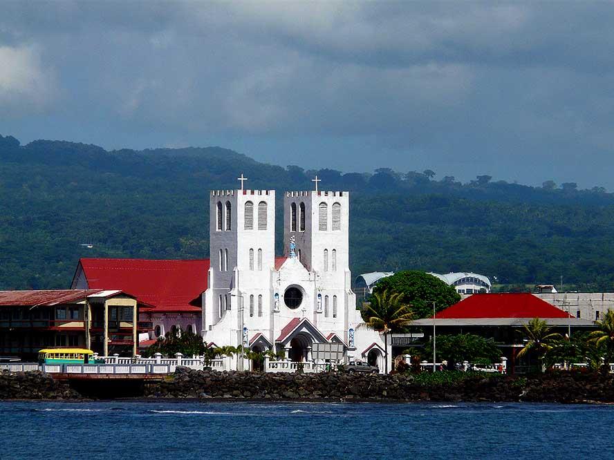 Worldrecordtour, Oceania, Pacific, South Sea, Polynesia, Samoa ...
