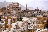 Yemen: Oldtown of Sana'a