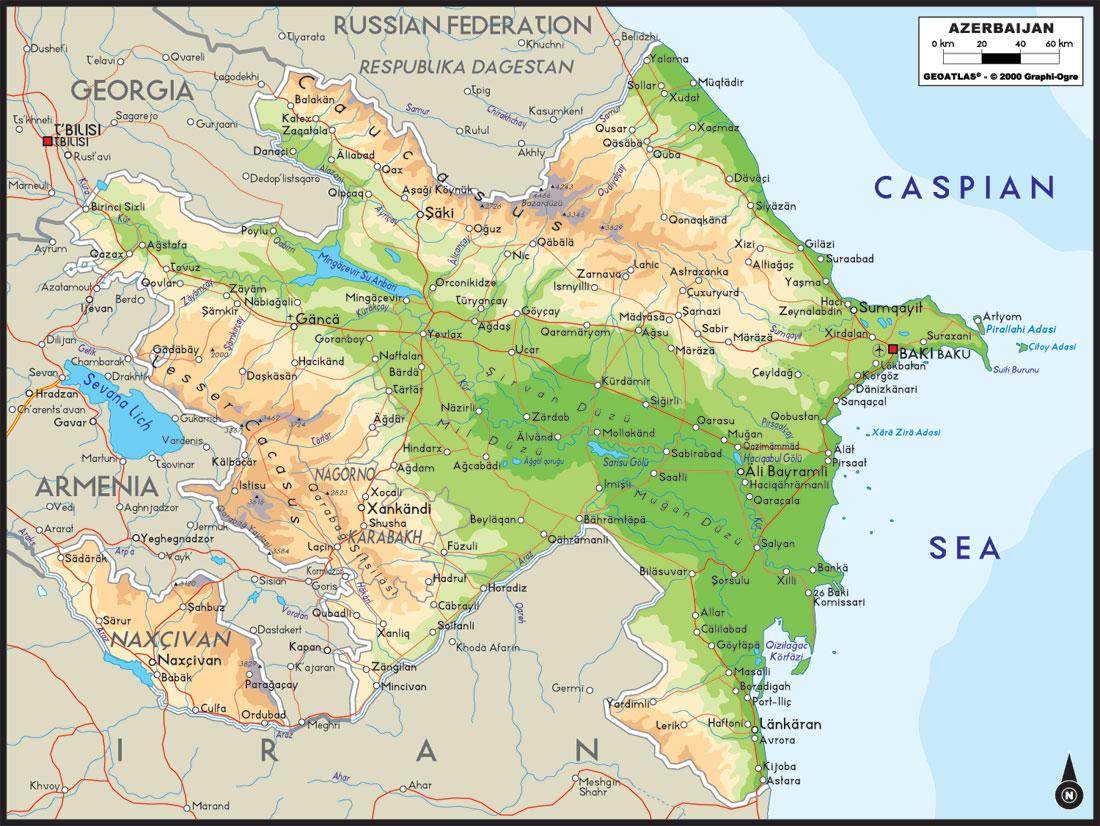 Baku Aserbaidschan Karte.Weltrekordreise Asien Mittlerer Osten Aserbaidschan Baku