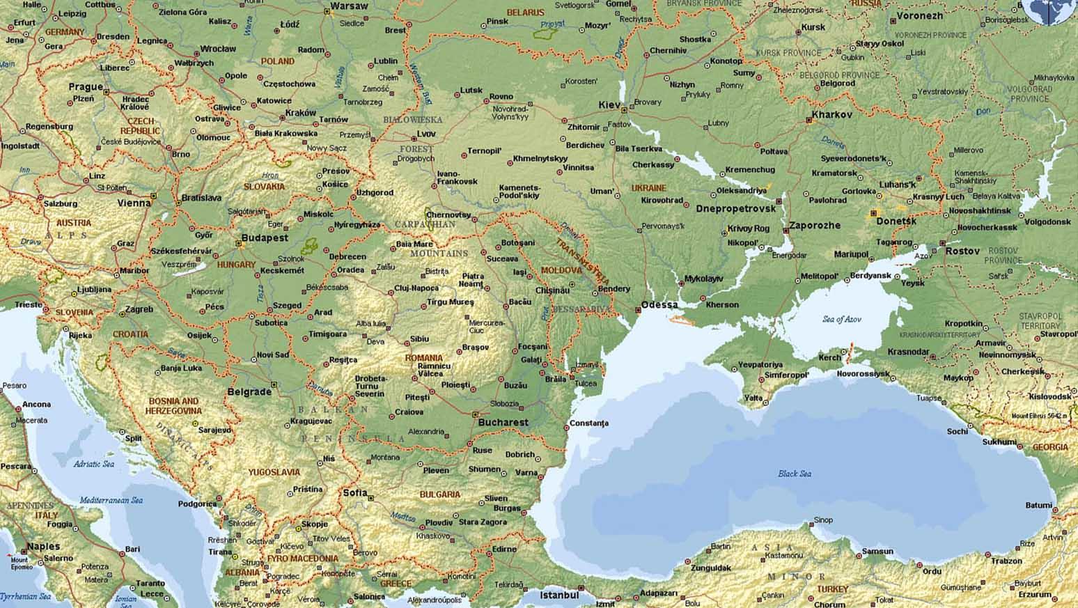 Worldrecordtour Europe Eastern Europe Ukraine Odessa
