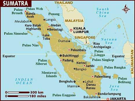 Worldrecordtour asia indonesia sumatra java jakarta guinness indonesia map sumatra map gumiabroncs Images