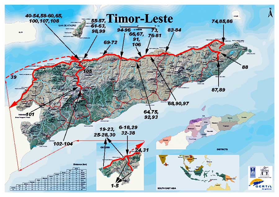 an introduction to east timor conflict