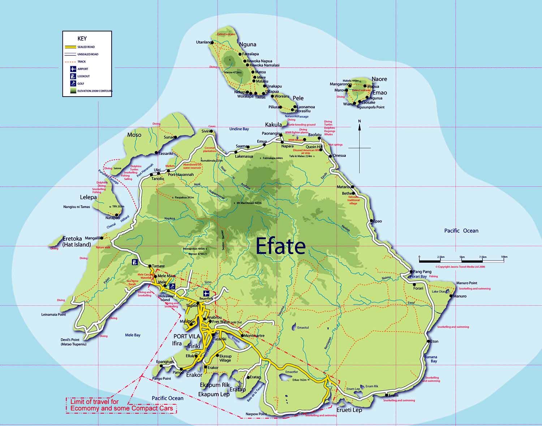Worldrecordtour Oceania Pacific Melanesia Vanuatu Efate Port